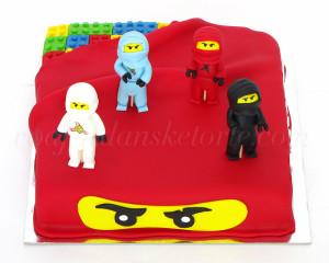 Ubedljivi i slatki :) Ninjago delije na okupu