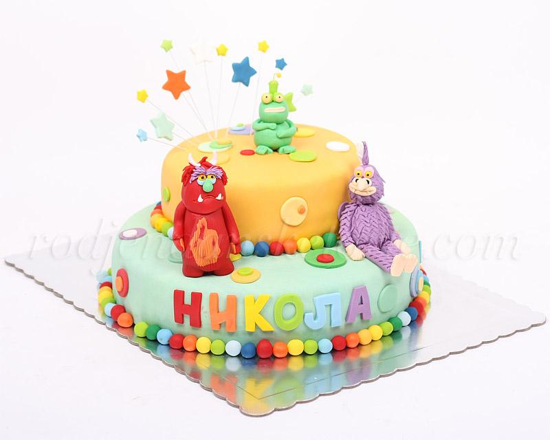 torta-sa-slatkim-cudovistima