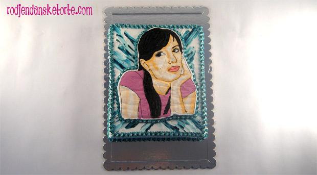 torta-sa-slikom-slavljenice-rucni-rad-slagom