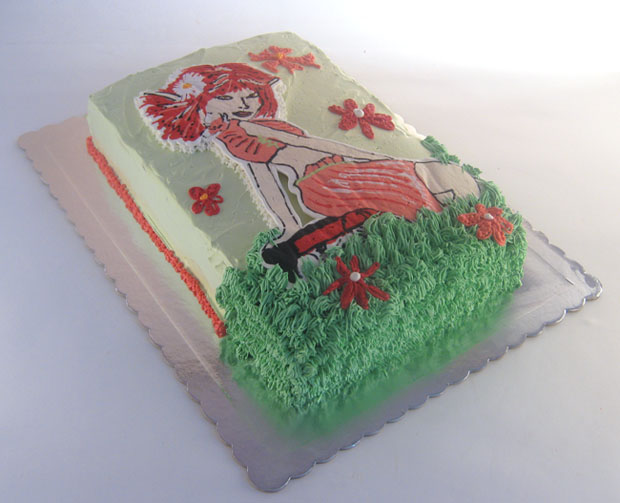 torta selenija iz filma artur i minimoji