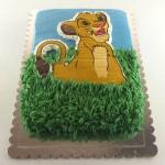torta simba kralj lavova