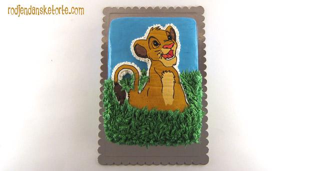 torta simba