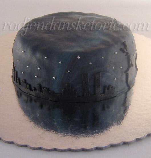 torta slatka arhitektura izbliza