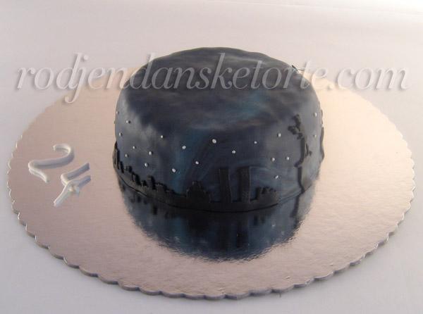 torta slatka arhitektura