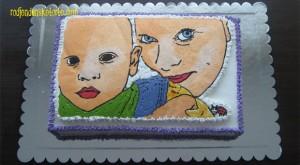 torta slika slavljenice