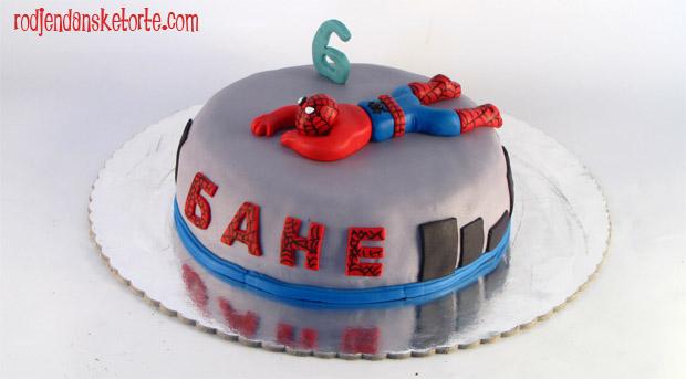 torta-spajdermen