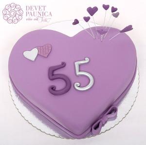 Za 55 rođendan