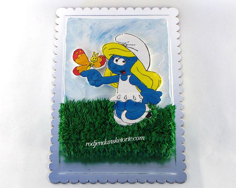 torta-strumfeta