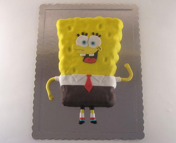 torta sundjer bob odozgo