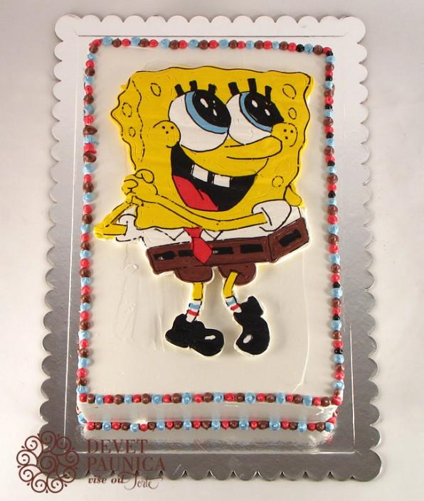 torta-sundjer-bob-slag-veseli