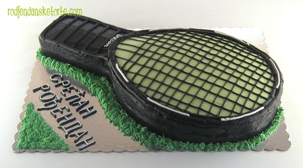 torta teniski reket