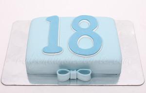 Broj 18 na rođendan