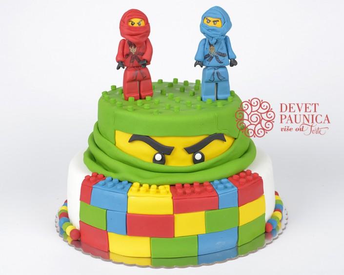 torta-za-decake-lego-nindzago-na-sprat