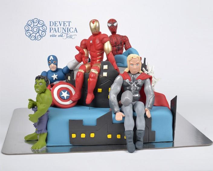 Superheroji za dečake