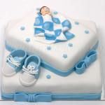 torta-za-krstenje-sa-bebom-cipelicama