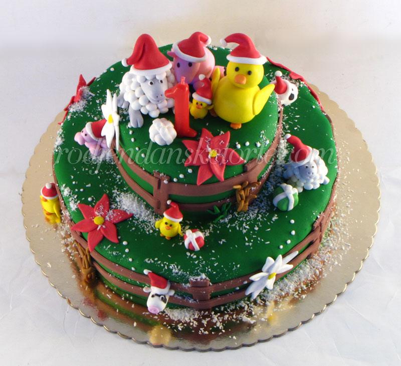 torta zivotinje na selu