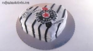 torte za fudbalere partizana