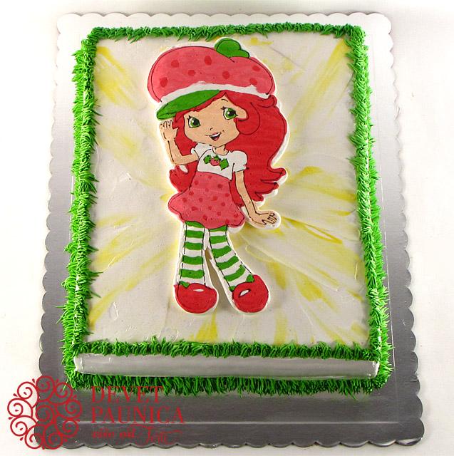 Vesela torta sa Jagodicom Bobicom - slag
