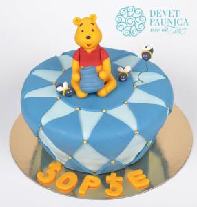 Ovaj put, na jednoj svečanoj torti, za Đorđa :)